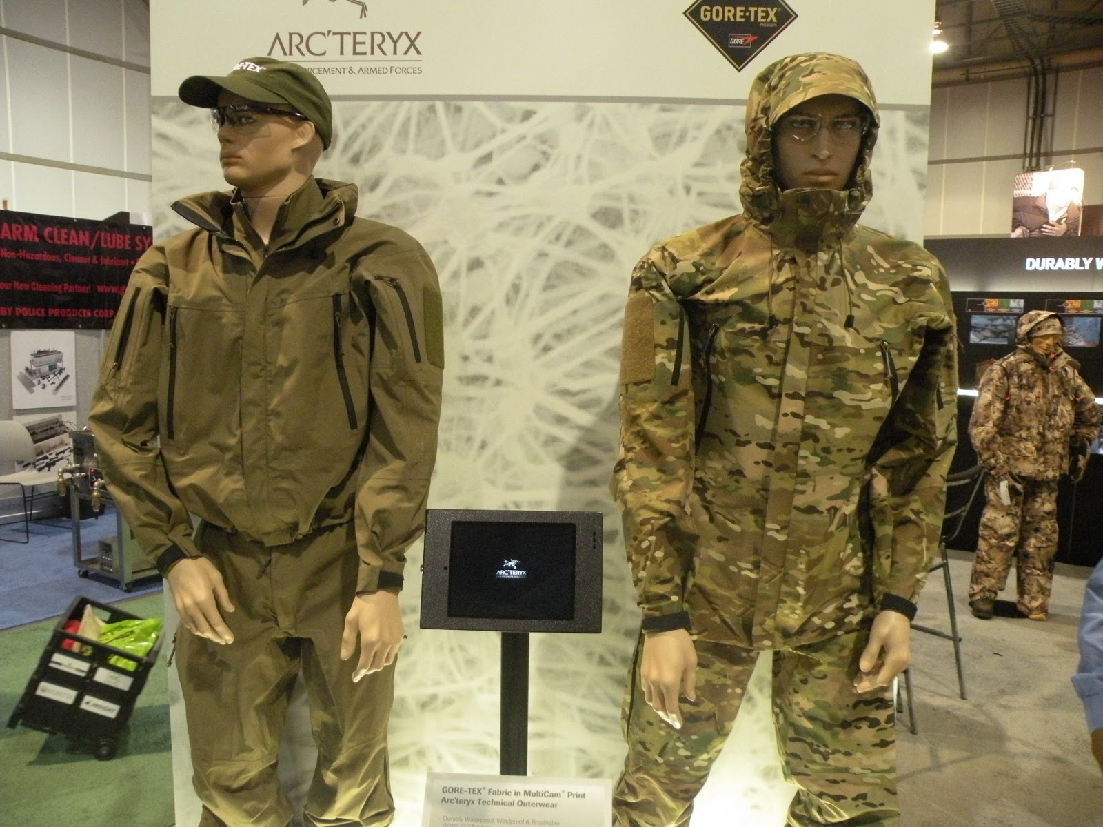 stable quality free shipping arrives Tactical Gear and Military Clothing News : Arc'teryx Leaf ...