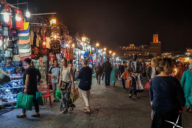 plaza Jamaa el Fna, Marrakech