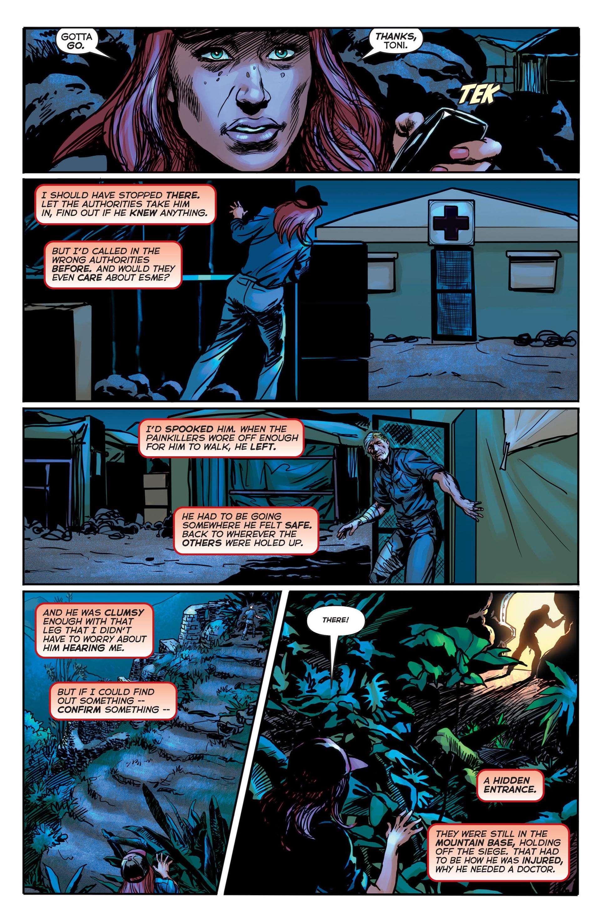 Read online Astro City comic -  Issue #3 - 15