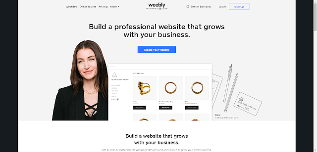 free weebly