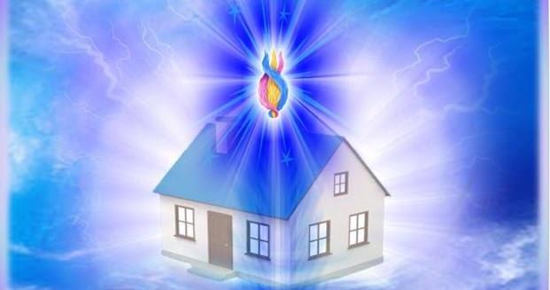 Consejos de los ngeles para limpiar las energ as de - Como limpiar la casa de energias negativas ...