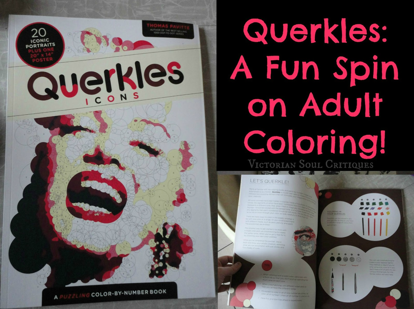 Querkles Free Mystery Pattern Download | Coloring pages, Coloring ... | 1197x1600