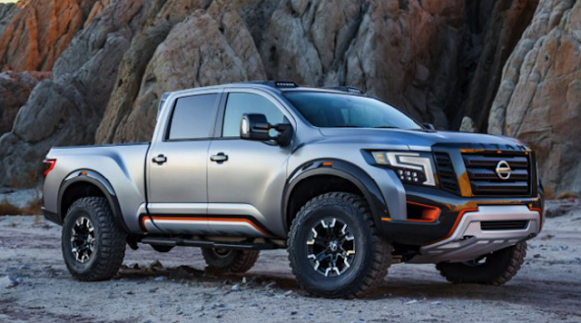 2019 Nissan Titan Review