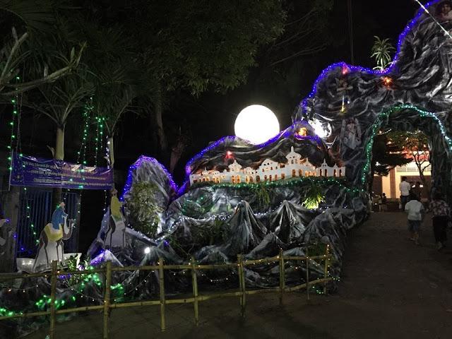 Lễ Giáng sinh tại giáo xứ Châu ổ