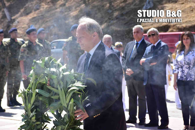 Γιάννης Ανδριανός: Χρέος κάθε Έλληνα ο αγώνας για την διαφύλαξη της ιστορικής μνήμης της Γενοκτονίας του Ποντιακού Ελληνισμού