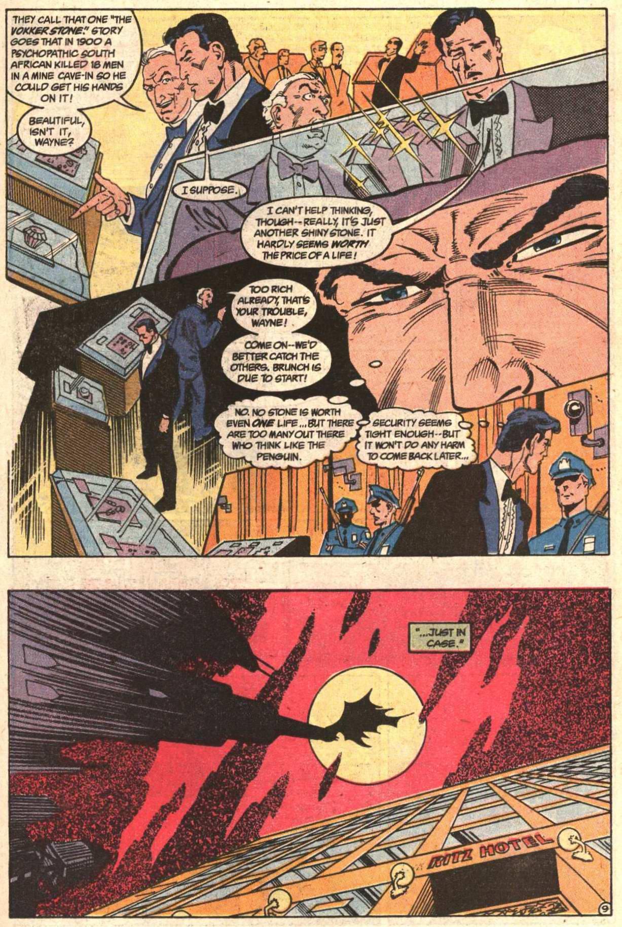 Detective Comics (1937) 611 Page 9