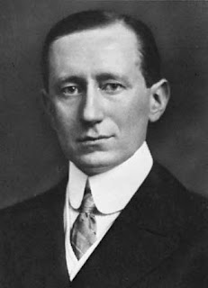 Photo Guglielmo Marconi