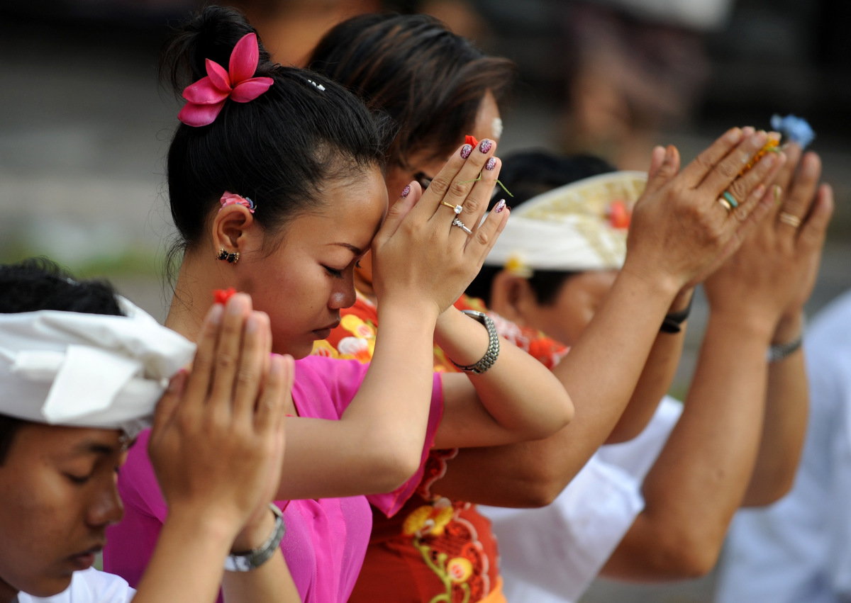 Indonesian Hindu's