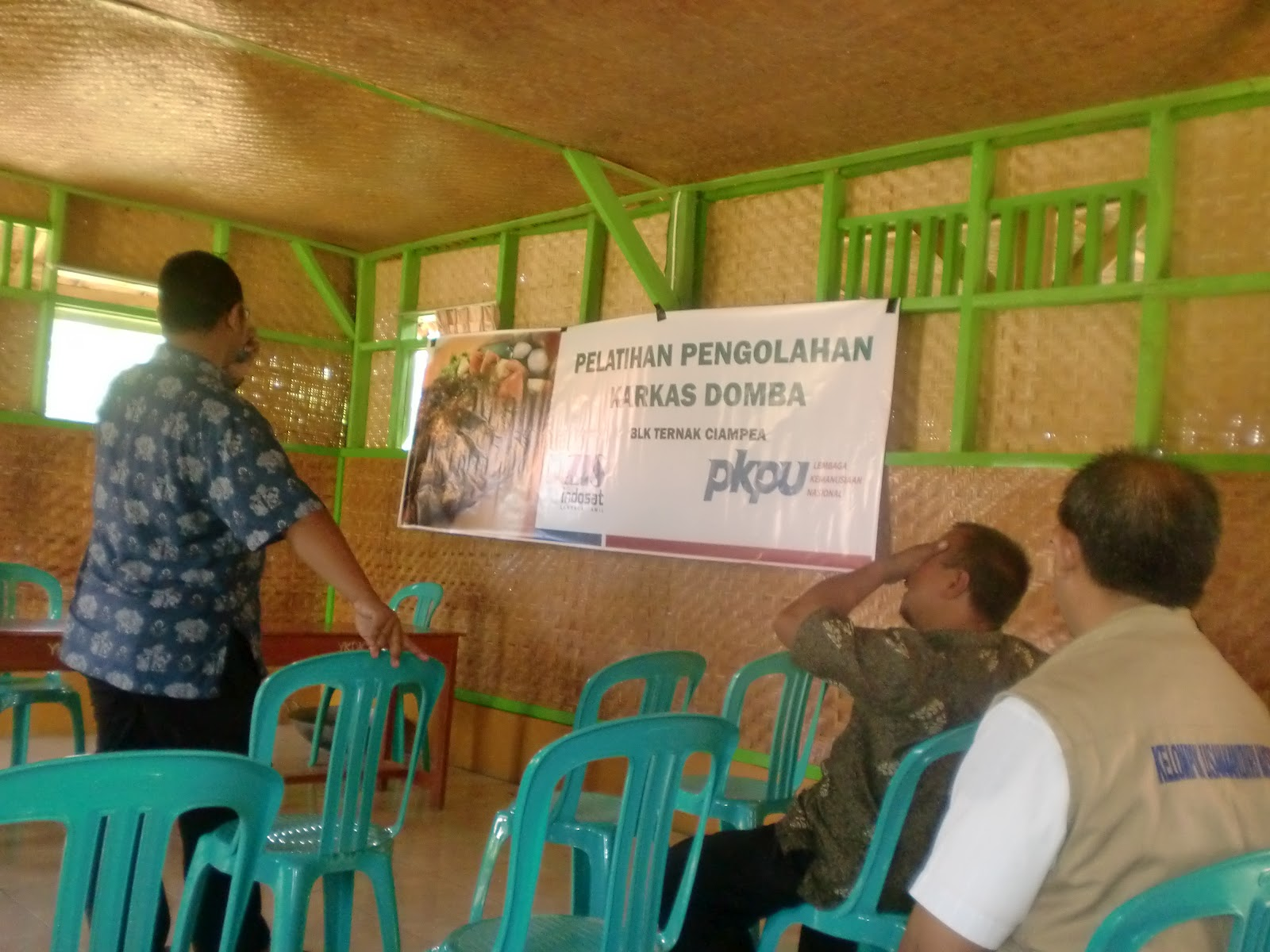 Pelatihan Pengolahan Karkas Domba di MT Farm, Ciampea, Bogor