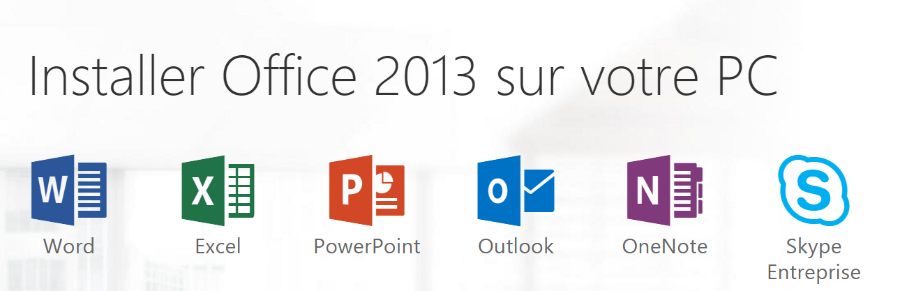 T l charger office 2013 gratuit - Office 365 version d essai ...
