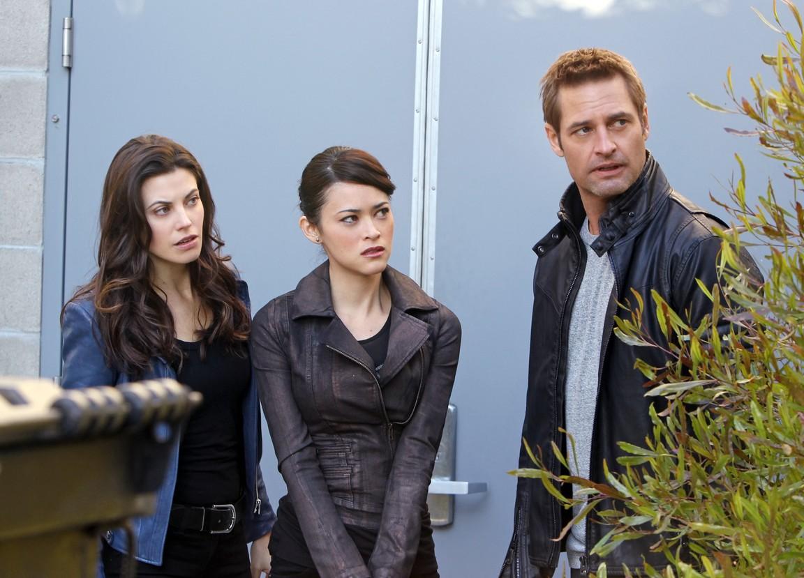 Intelligence (US) - Season 1 Episode 12: The Event Horizon