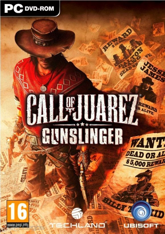 call of juarez gunslinger 2242897 - Call of Juarez Gunslinger PC