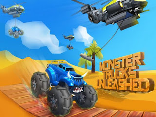 Monster Trucks Unleashed Apk v1.5.0 (Mod Money)