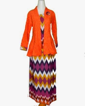 model baju batik setelan rok