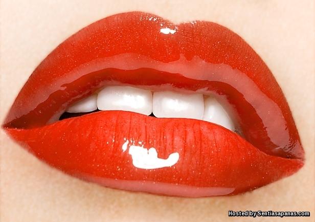 Bibir sentiasa terbuka