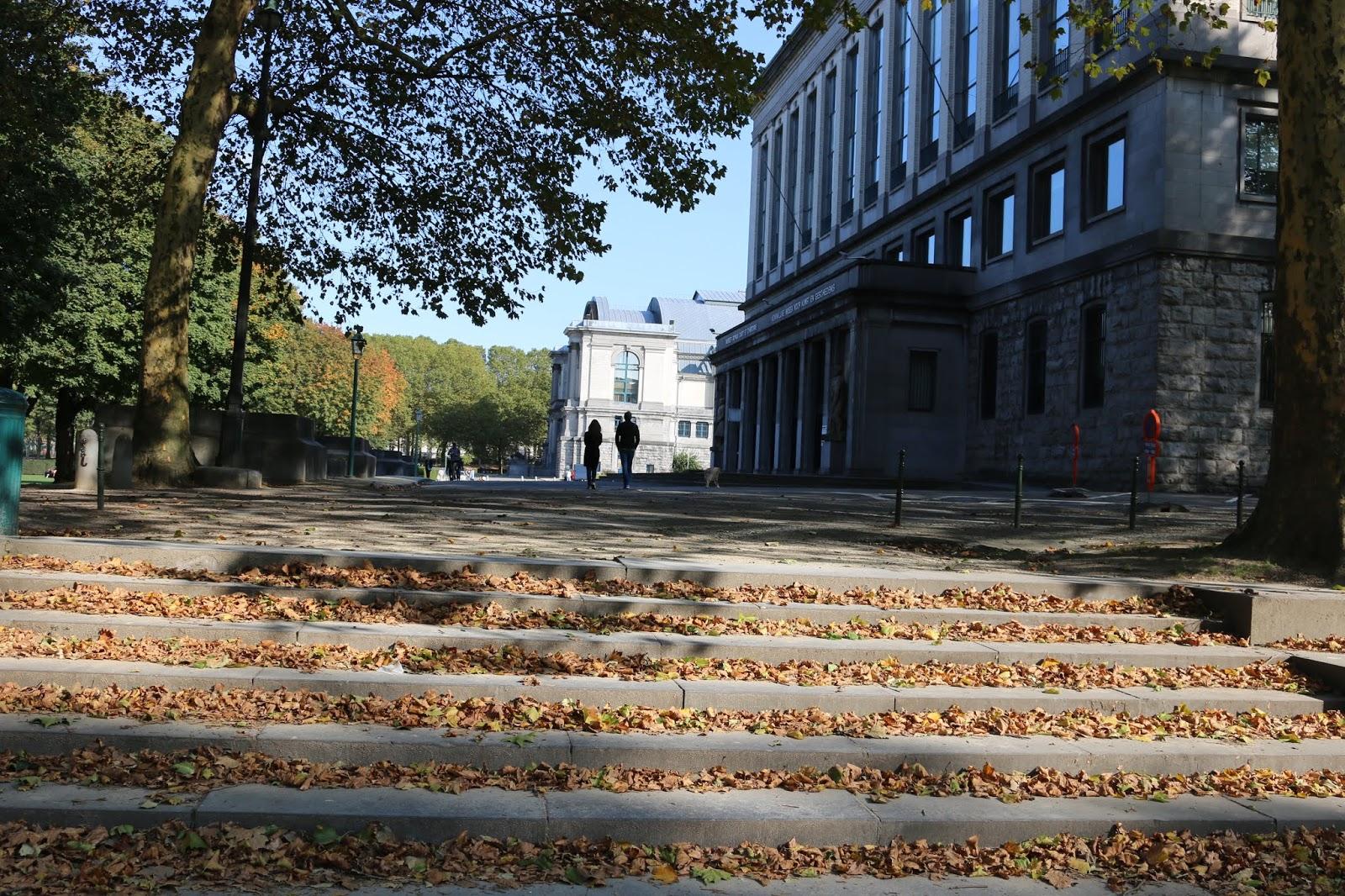 Parc du Cinquantenaire Brussels