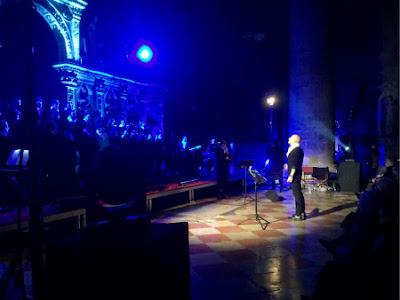 Vocal Skyline Rocks the Frari on Epiphany - Venice, Italy