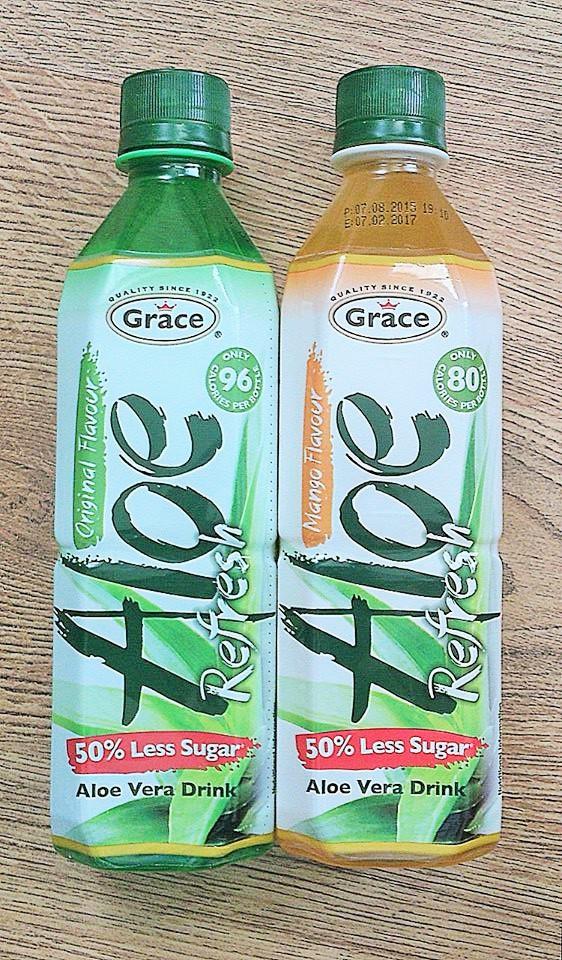 Aloe vera drink reviews