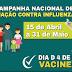 Igarapé Grande: dia D contra a gripe é neste Sábado (04) Saiba onde se vacinar