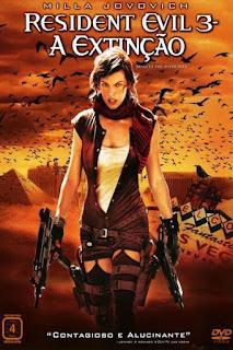 Resident Evil 3 – A Extinção