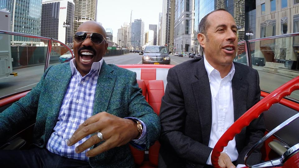 5 second review comedians in cars getting coffee season 6 is very diversified. Black Bedroom Furniture Sets. Home Design Ideas