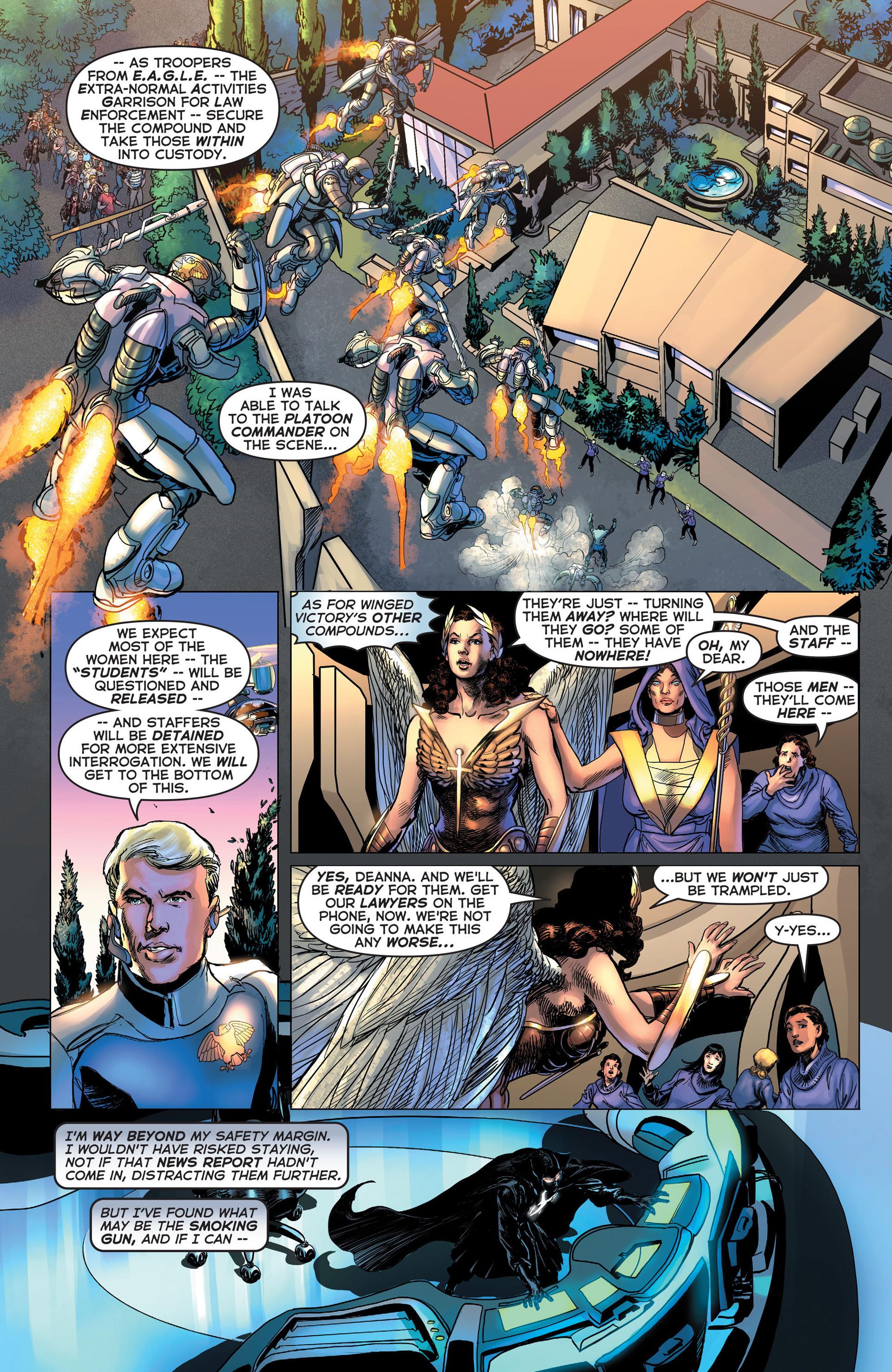 Read online Astro City comic -  Issue #8 - 8