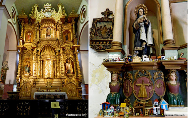Casco Antiguo Panamá - Igreja de São José