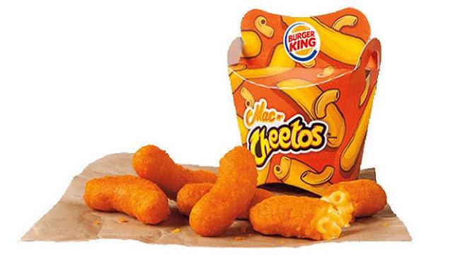 cheetos mac