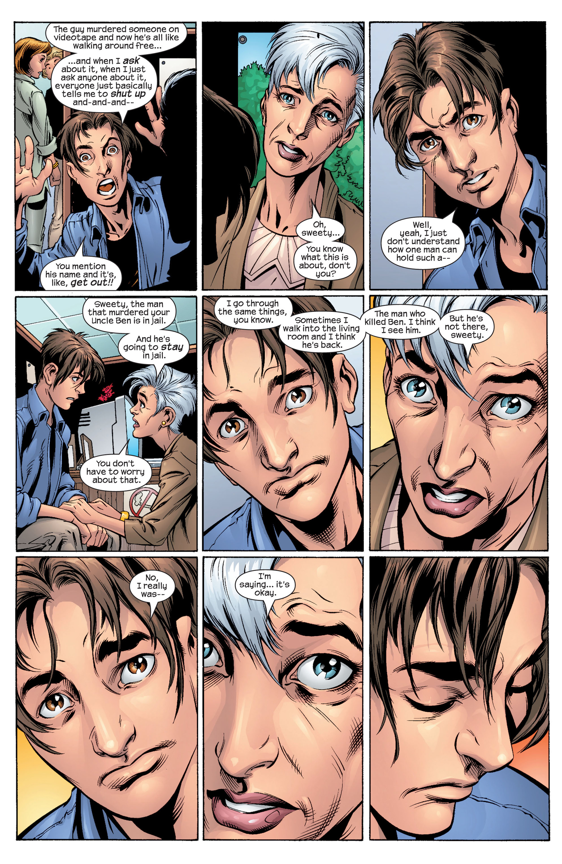 Read online Ultimate Spider-Man (2000) comic -  Issue #48 - 13