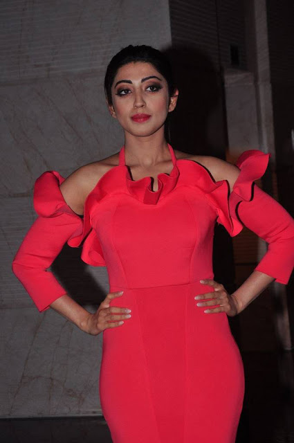 Pranitha Stills At South Scope Lifestyle Awards 2016 Red Carpet