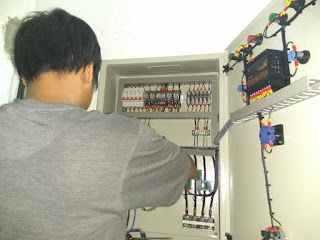 Melayani instalasi panel dan genset