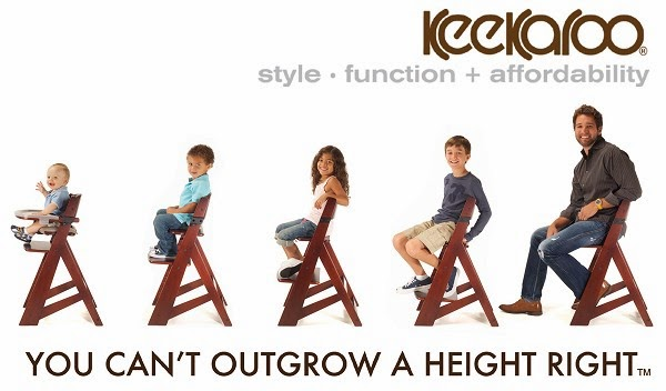 My Devotional Thoughts Keekaroo Height Right High Chair