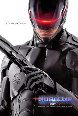 Poster Of RoboCop (2014) Full Movie Hindi Dubbed Free Download Watch Online At worldfree4u.com