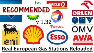 recommendedmodsets2, ets2 mods, euro truck simulator 2 mods, ets2 graphic mod, ets 2 realistic gas stations, ets 1.32