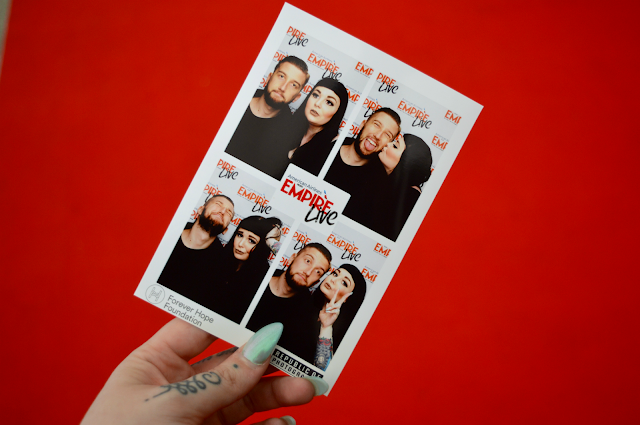 Empire Live Photobooth