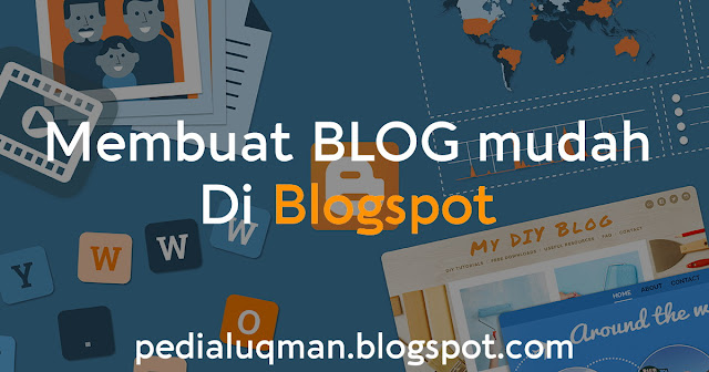 Tutorial membuat Blogger