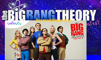 Logo Infinity ''The Big Bang Contest'': vinci gratis giochi e gadget
