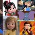 As crianças da Disney