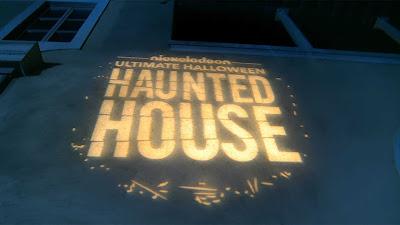 nickelodeons ultimate halloween haunted house