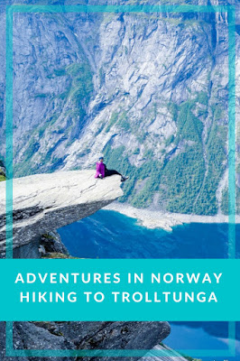 Bergen to Odda - how to get to trolltunga from Bergen / Oslo \ Trolltunga blog - Trolltunga Guide