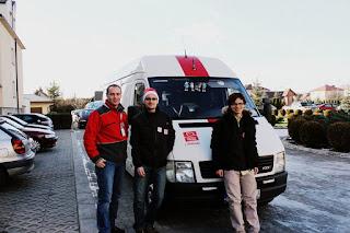 Kierowcy potrzebni do rozwiezienia Szlachetnej Paczki finał akcji charytatywnej kurier