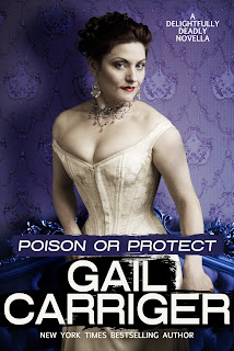 Dress the Cover: Poison or Protect in Purple