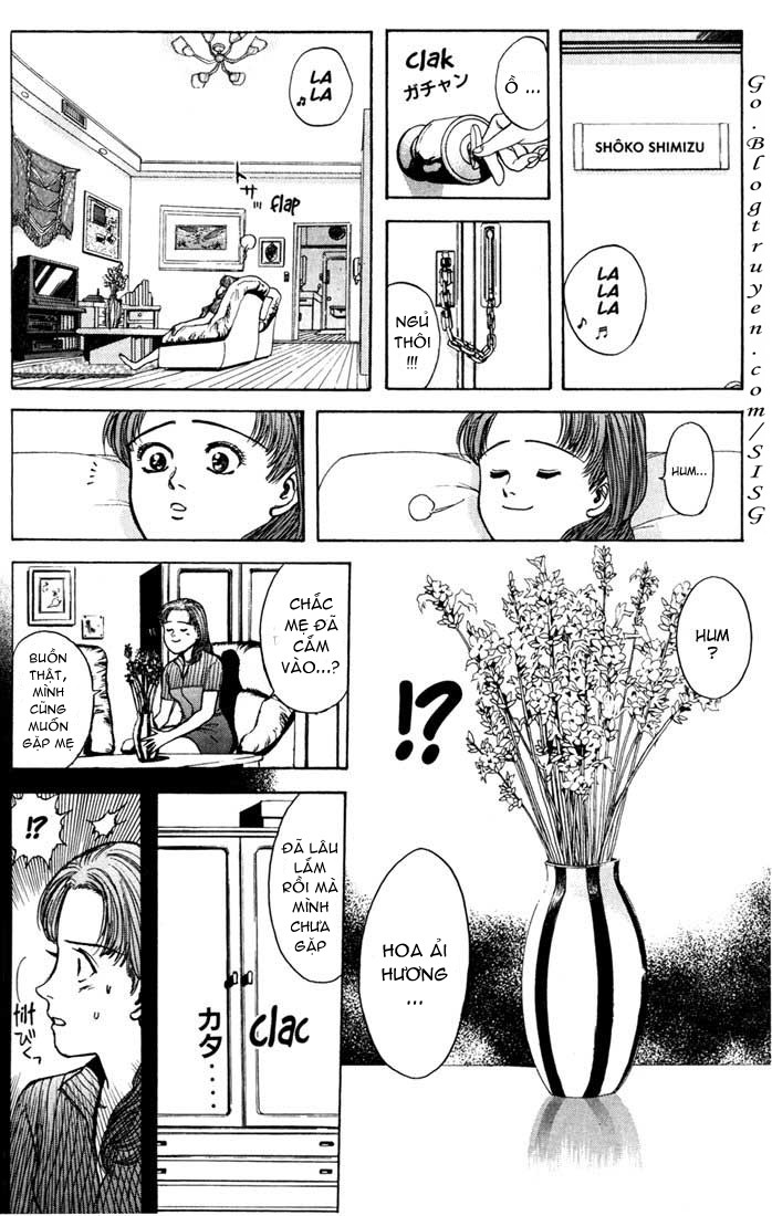 Psychometrer Eiji chapter 29 trang 19