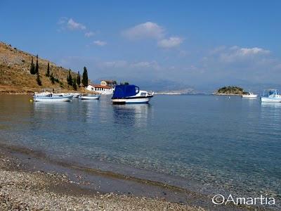 Karathona Nauplie Nafplio Argolide Peloponnèse Grèce