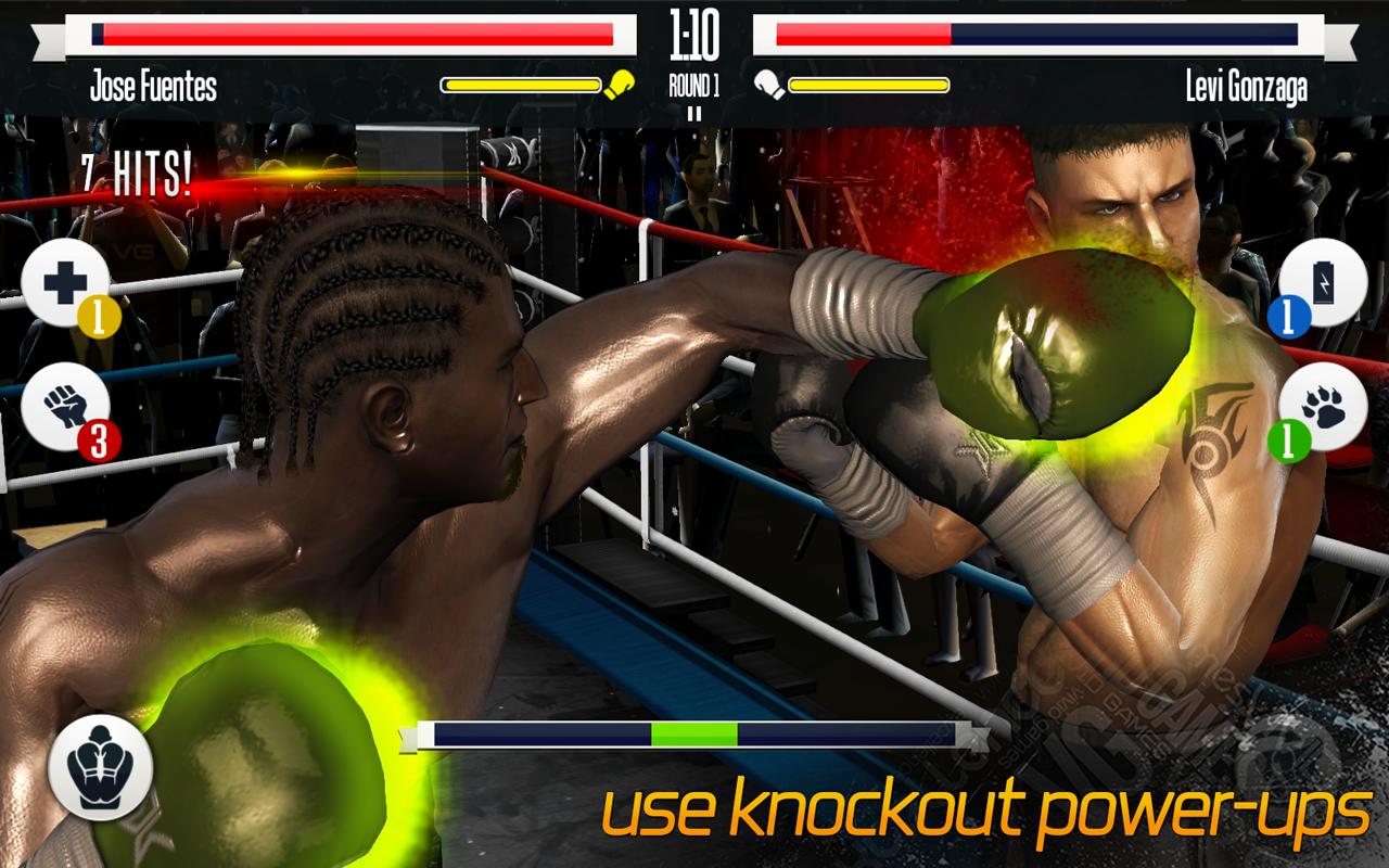 Real Boxing MOD APK Terbaru