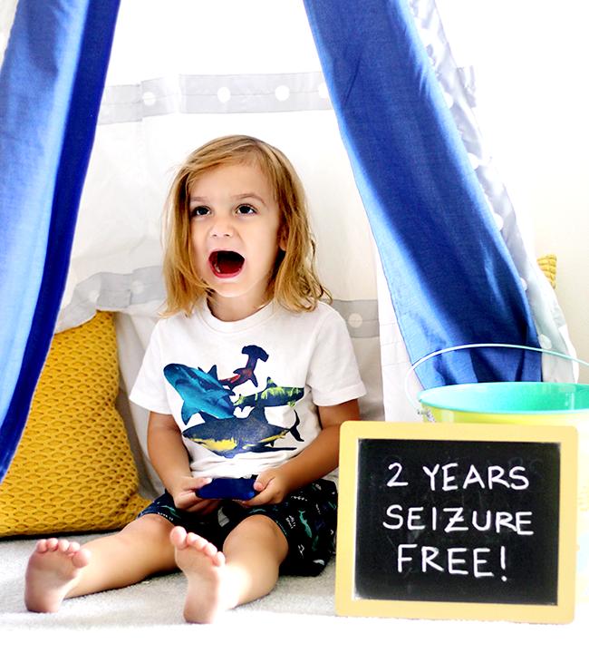 Two Years Seizure Free!