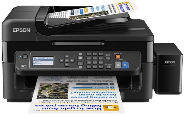 all in one adalah sebuah printer multifungsi yang bisa digunakan oleh siapapun baik perso Spesifikasi Printer Epson L565 All In One Wireless Print Terbaru