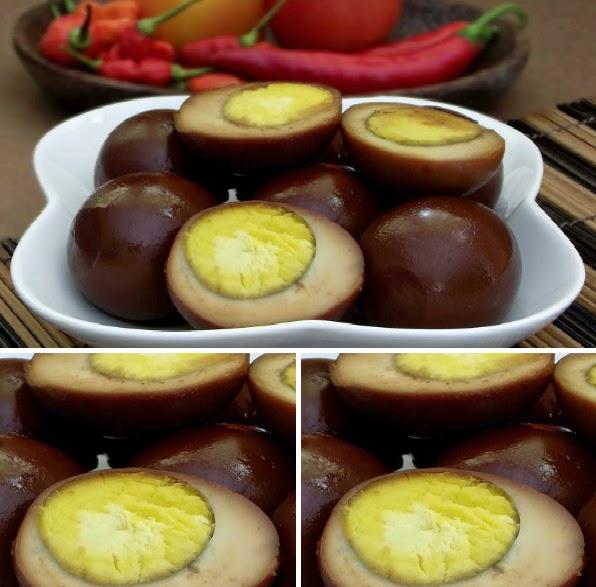 Resep Telur Pindang Enak Spesial - County Food