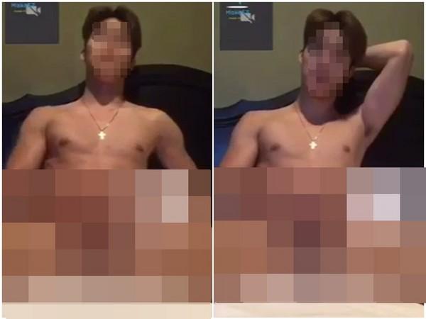 疑似徐河俊視訊自慰片外流! 9分鐘畫面瘋傳