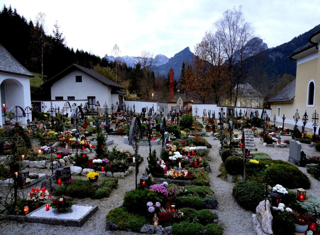 Allerheiligen In österreich
